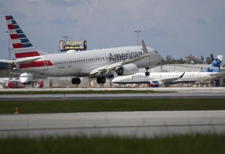 DOJ, 6 states file antitrust suit against American Airlines, JetBlue over northeast alliance