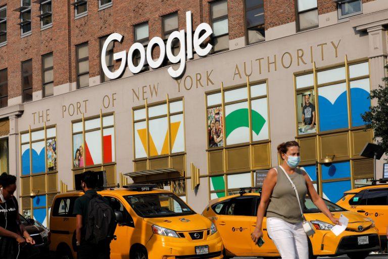 Google plans to buy New York office building for $2.1 billion