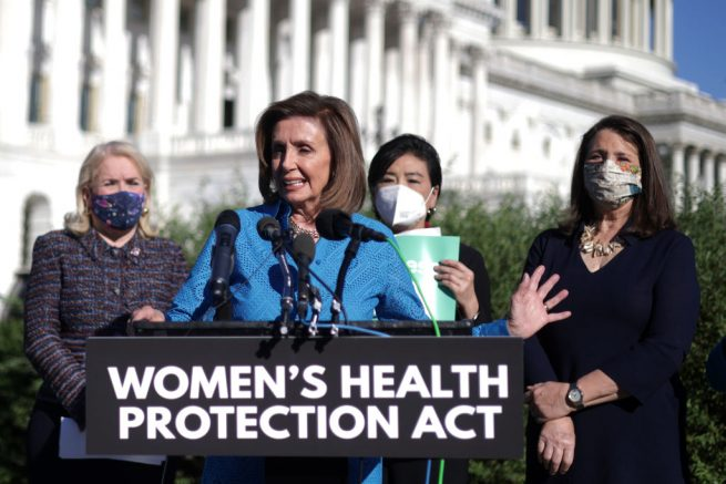 House Democrats pass sweeping abortion law
