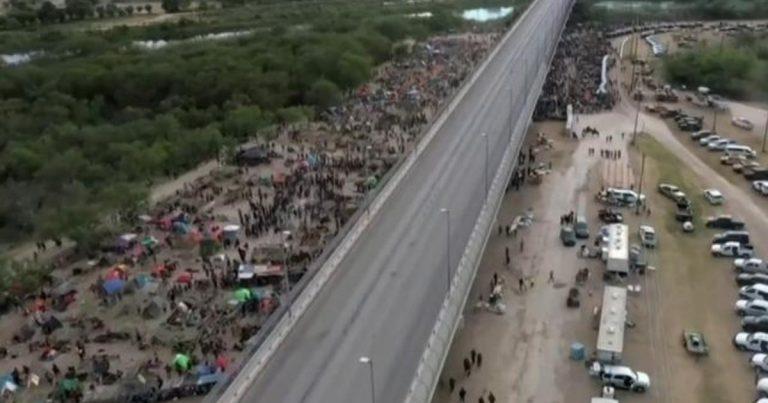 U.S. begins mass deportation of Haitian migrants at southern border