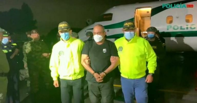 """Colombia to extradite """"country's most dangerous drug lord"""" to the U.S."""