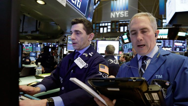 Futures point to records for Dow, S&P as tech shares weighed down by Intel and Snap