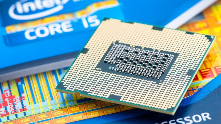 Intel's earnings dented by chip shortage