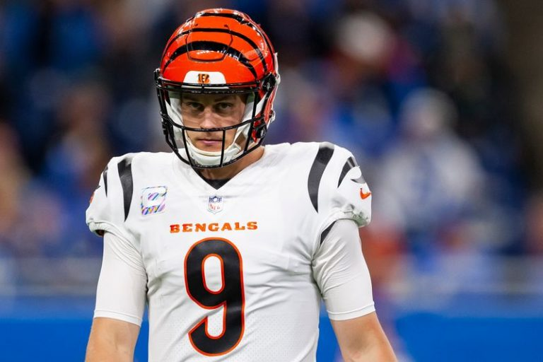 NFL roundup: Joe Burrow, Bengals end Ravens' 5-game winning streak