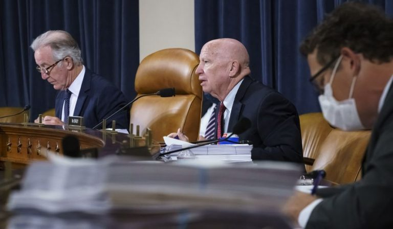 Rep. Brady calls out Biden, Dems on infrastructure