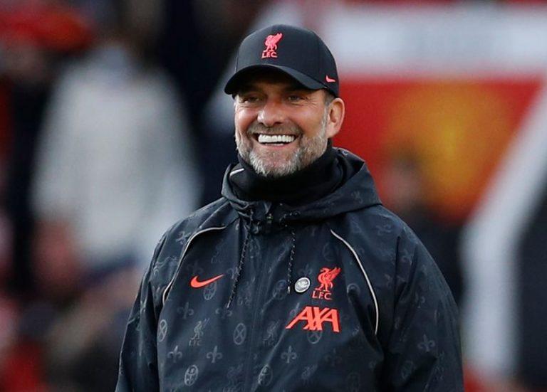 "Soccer-Klopp calls 5-0 win at United an ""insane result"""